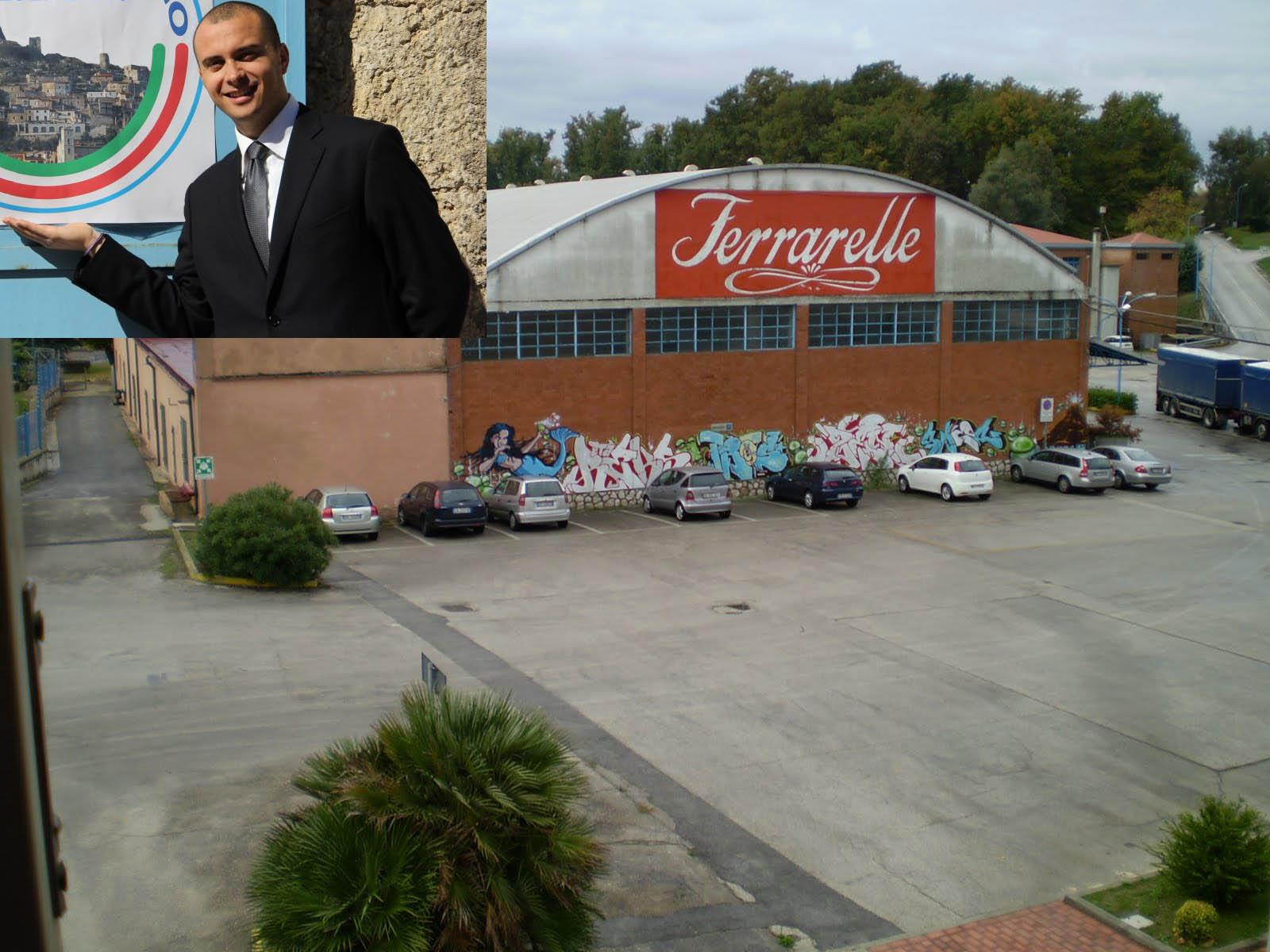 RIARDO / PRESENZANO – Nuova azienda Ferrarelle, sarà come una Turbogas. Imbarazzo per Maccarelli. E i comitati per l'ambiente che faranno?