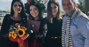 Miriana si è laureata in Lingue e Letteratura Inglese!