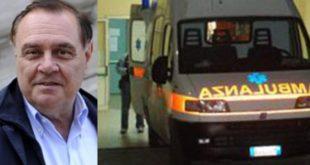BENEVENTO / DRAGONI / VAIRANO PATENORA – Scontro sulla Telesina, amputata la punta di un dito all'ex ministro Mastella. Coinvolta donna di Vairano