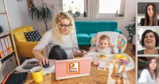 """Lavoro e figli sotto lo stesso tetto, delirio o conciliazione possibile? Dalla MSW Group ecco le voci di """"mamme smart worker"""".  VIDEO"""