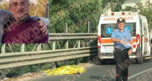 Teano / Caianello / Calvi Risorta – Motociclista ucciso dal Tir, bloccato l'austista del camion in fuga: non mi sono accorto di nulla