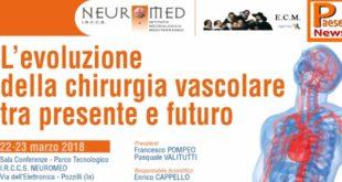 Neuromed: esperti da tutta Italia si confronteranno  sulle nuove tecniche della chirurgia vascolare.