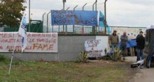CAPUA – Oma Sud, cento lavoratori a rischio licenziamento