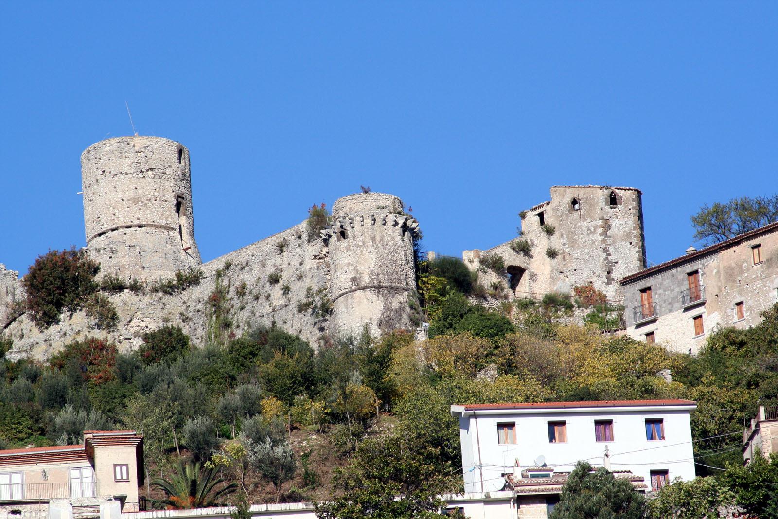 pietravairano-castello