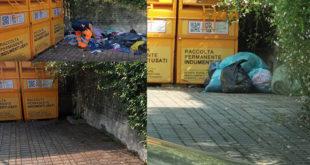 Pignataro Maggiore – Gestione rifiuti, infinita battaglia contro l'inciviltà