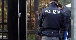 Teano – Armi clandestine, blitz della Polizia di Stato