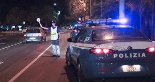 Caserta – Ladri in fuga feriscono 5 poliziotti: 2 malviventi arrestati, complici scappati