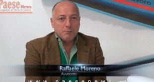 VAIRANO PATENORA – Presunte violazioni dell'art. 78 del TUEL, il consigliere Moreno risponde al Sindaco Cantelmo