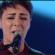 Roberta Carrese sul palco di The Voice