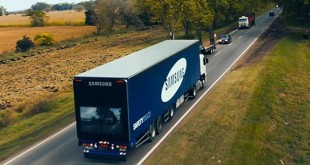 samsung camion