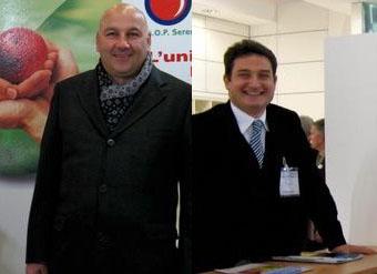Pasquale Savanelli e Gennaro Galdiero