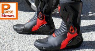 Stivali da motocicletta: sono veramente utili?