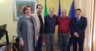 CARINOLA  / TEANO – Pulizia e manutenzione del verde pubblico, i detenuti del carcere di Carinola impegnati gratuitamente