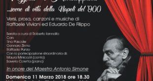 """VAIRANO PATENORA – """"Pezzullo è Marciappiede"""", Kermesse teatrale in ricordo del maestro Antonio Simone"""