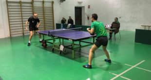 "SESSA AURUNCA – Tre ""ko"" per il Tennis Tavolo Amatori Sessa"