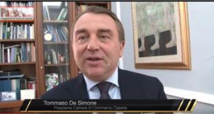 CASERTA / ALIFE / VAIRANO PATENORA – Camera di Commercio, nominato il nuovo Consiglio