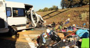 Valmontone / Pietramelara – Scontro in autostrada, 6 morti: anche una bimba di 15 mesi. Ore di coda per un gruppo di Pietramelara