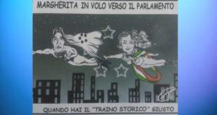 """ROMA / PIETRAVAIRANO – Parlamento, la """"prima volta"""" di Margherita"""