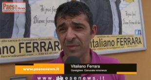 SPARANISE – Drammatico incidente e allarme sicurezza, Ferrara invoca l'intervento dello Stato